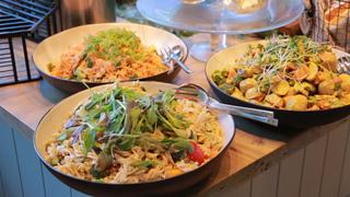 スーパーフード・野菜を堪能できるオーガニックレストラン「コスメキッチン アダプテーション」