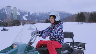 スキーやスノボだけじゃない!「星野リゾート トマム」のゲレンデ・アクティビティ