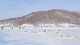 氷上ワカサギ釣りができる!「星野リゾート トマム」の冬限定アクティビティ♪