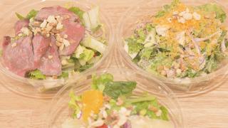 パワーサラダで太らず健康に♪神楽坂パワーサラダ専門店「HIGH FIVE SALAD」