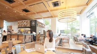 ボッシュが発信するスタイリッシュなサードウェーブカフェ「café 1886 at Bosch」