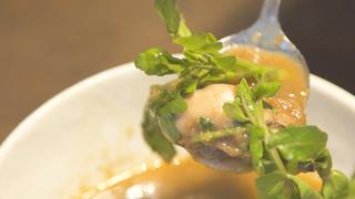 牡蠣和水茼蒿因咖哩而邂逅♡ 令人上癮的咖哩專賣店「sync」