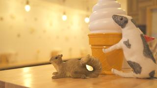 農林水産大臣賞の牛乳で作る濃厚ソフトクリーム♡千駄ヶ谷「LAITIER」で召し上がれ♪