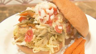 出自米其林2星的壽司師傅之手!中目黑「deli fu cious」讓你品嘗真正的魚肉漢堡!