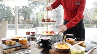 苺とショコラが魅惑のコラボ!東京マリオットホテルでいただく「ストロベリーショコラ アフタヌーンティー」