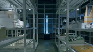 建築文化の粋を集めた日本初のアート空間「建築倉庫ミュージアム」