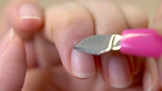自爪を美しく保つ。100均アイテムでネイルケア