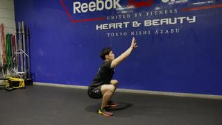 基礎代謝UP! リーボック「クロスフィット」のスパルタトレーニングを体験