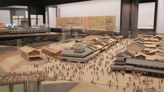 江戸を知る、大人の社会科見学。ハマる「江戸東京博物館」