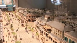 江戸から東京へ! ジオラマや実物展示で楽しく学ぶ「江戸東京博物館」