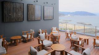 船旅気分を味わえる、海辺の新しい絶景宿「星野リゾート 界 アンジン」