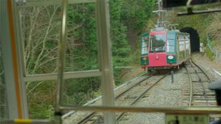 日本最長のケーブルカーで「星野リゾート ロテルド比叡」から世界遺産へ