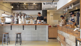 奥渋谷散歩に寄りたいカフェ「BONDI COFFEE SANDWICHES」はまるで海辺のカフェ