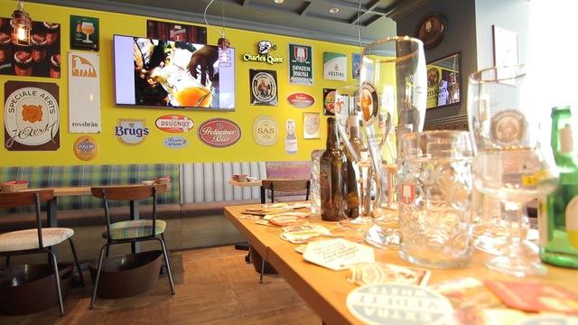 クラフトビールタップ 銀座マロニエゲート店