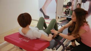 ヒップアップを目指す! 女性のためのフィットネスジム「Spice up Fitness」