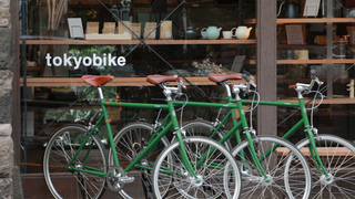 気軽に立ち寄れるおしゃれなレンタサイクル「Tokyobike Rentals Yanaka」