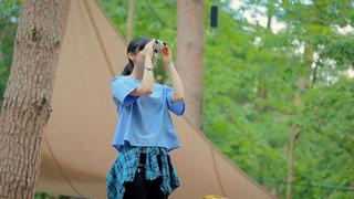 在星野集團「虹夕諾雅 富士」體驗當季的森林活動