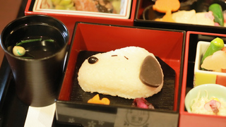 京都で会えるスヌーピーどすえ♡ 「SNOOPY茶屋」ははんなり気分の和カフェ