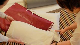 究極の睡眠体験!「ANAクラウンプラザホテル大阪」の選べる枕!?