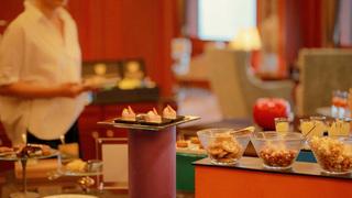 【飯店休息室娛樂指南】餐點和夜景都首屈一指的「ANA Crowne Plaza Hotel大阪」休息室