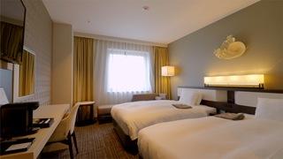 上質ホテル「フォーポイントバイシェラトン函館」 で函館夜景をひとり占め