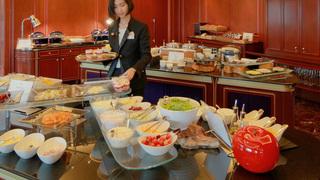 想賴在休息室裡不出來!?「大阪全日空皇冠假日酒店」裡令人整天期待不已的美食