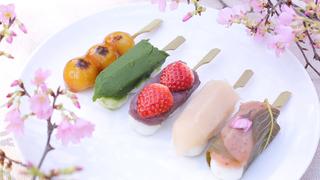 ふわふわもっちり。季節の素材で作る絶品団子 東京・新宿「追分だんご本舗」