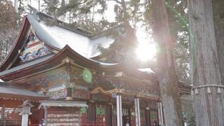 最も神様に近い場所!? 関東一のパワースポット・秩父「三峯神社」
