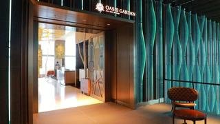 東京を一望できる「All-Day Dining OASIS GARDEN」で環地中海料理を堪能