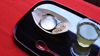 まるで食べる宝石! 美しすぎる水信玄餅はここだけの味 信玄餅の老舗「金精軒」