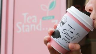 究極のインスタ映え!「Tea Stand...7」はフォトジェニックすぎる紅茶専門店