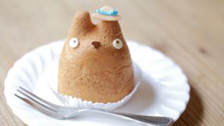 世田谷でトトロに出会えるシュークリーム専門店「白髭のシュークリーム工房」