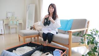 【岡本静香さんのMYトランク Vol.7】旅に連れて行きたい大切な一足