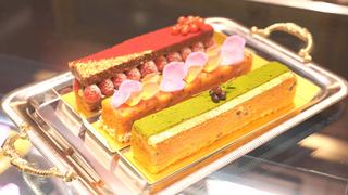まるで宝石! 美しすぎる「パティスリーパブロフ」の生パウンドケーキ