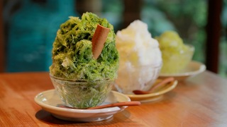 並んででも食べたい!京都「GION-NITI」の天然水のかき氷