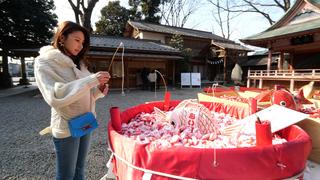 恋愛運上昇。1500年の歴史を持つ縁結びの神社「川越氷川神社」
