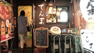OK横丁の「どすこい酒場てんま」は赤羽で本格ちゃんこ鍋が食べられる居酒屋