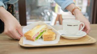 コスパよく本格焙煎コーヒーが飲める!人形町の穴場カフェ「SUNNY COFFEE」