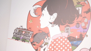 「中村佑介展 15 THE VERY BEST OF YUSUKE NAKAMURA」に潜入!