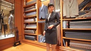 オーダーメイドのスーツ専門店「ONLY 京都 TAILOR」で運命の一着と出合う