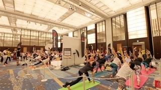 True Nature TOKYO 室内クラス&ブース編~有名講師が大集結の人気ヨガイベント~