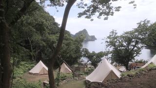 1天限定1組客人!在大人的秘密基地「REN Village」豪華露營