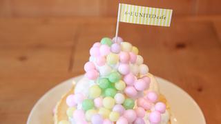 食べるのが惜しくなるかわいいパンケーキ! 「6+E UNITED cafe」