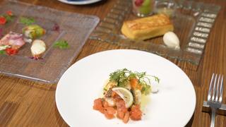 リピーター続出! 「BISTRO FAVORI」で味わう甘美なフレンチ料理