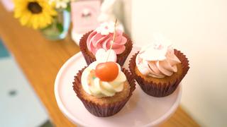 インスタ映え抜群! 「N.Y.Cupcake」で話題のカップケーキを楽しんで