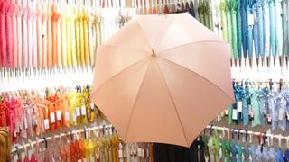 カスタマイズできる傘の専門店「Tokyo noble」