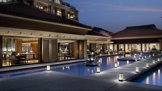5つ星ホテル「ザ・リッツ・カールトン沖縄」で極上リラクゼーション