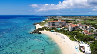 楽園リゾートで優雅な旅を「ホテル日航アリビラ」