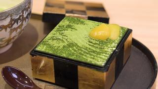 """宝箱みたいな""""枯山水ティラミス""""!「茶CAFE 竹若」の日本茶スイーツ"""