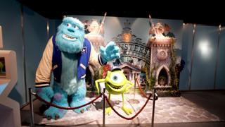 ディズニー/ピクサーの体験型企画展「ピクサー・ザ・フレンドシップ ~仲間といっしょに冒険の世界へ~」